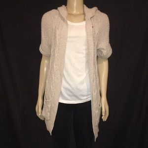 Hollister Short Sleeve Cardigan